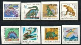 VIETNAM - Mi.Nr.   1007  -  1014   -      Gestempelt - Vietnam