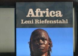 - AFRICA . LENI RIEFENSTAHL . TASCHEN 2005 . (livre De Photos ) . - Photographie