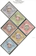 N - Jordanie - 1966 - Y&T 509 à 514  - Neuf ** - Asia