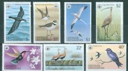 Grenada & Grenadines 1978 Birds MNH** - Lot. 3121 - Grenade (1974-...)