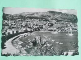 MONACO - Le PORT, Voir Cachet Au Verso - Harbor