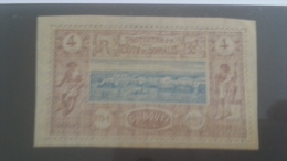 LOT 227902 TIMBRE DE COLONIE SOMALIS NEUF* N�8 VALEUR 20 EUROS
