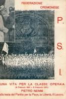 A 788 - Cremona, Socialismo