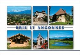 CPSM Brié Et Angonnes    L1766 - Andere Gemeenten
