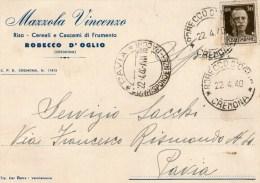 A 793 - Robecco d'Oglio (Cremona)