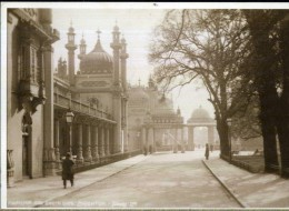 BRIGHTON PAVILLON AND SOUTH GATES VIAGGIATA - Inghilterra