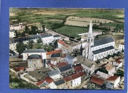 49 - LA SALLE DE VIHIERS - Vue Aérienne Sur église Et Cours Notre Dame - Congrégation Des Filles De La Charité - Non Classés
