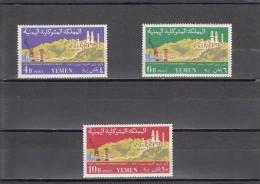 Yemen Nº 114 Al 116 - Yemen