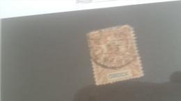 LOT 227935 TIMBRE DE COLONIE OBOCK OBLITERE N�40 VALEUR 23 EUROS