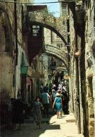 JERUSALEM - Via Dolorosa, Karte Um 1975 - Israel