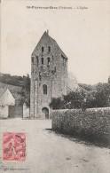 ST PIERRE SUR ERVE -53- L´EGLISE - Frankrijk