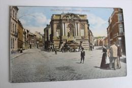 AA - BELGIQUE - VERVIERS - Monument ORTMANS HAUZEUR - Animée - Verviers