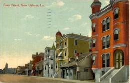 Basin Street - New Orleans - New Orleans