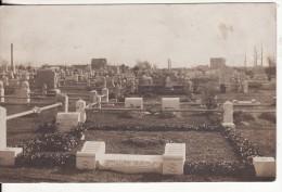 Carte Postale Photo Militaire Allemand- Kriegerfriedhof -Cimetière Militaire-Friedhof-Stakelbeck-Amérique-Belgique ? - Cimiteri Militari