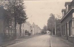 Varsenare  Jabbeke  MOEDERKAART  FOTOKAART van de uitgifte Ghistelsche Steenweg  STOOMTRAM  TRAM VAPEUR