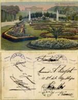 Ak Österreich - Wien - Schoss Schönbrunn - Gloriette - Gel. 1920 - Château De Schönbrunn