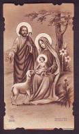 Sacra Famiglia,  Santino Con Bordi Sagomati Ed ESA 1009 - Religion & Esotérisme