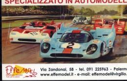 EFFEMODEL AUTOMODELLI Porsche 917 Ferrari 312 Alfa Romeo 33 Cars Race - Negozi