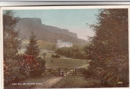 Old Postcard, Belfast,  Cave Hill And Castle (pk14780) - Antrim / Belfast