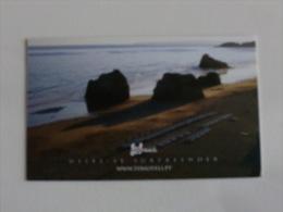 Hotels Portuguese Pocket Calendar 2007 - Calendarios