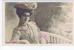 Juniori , Artiste 1900 , Photo Reutlinger ,strass , S.i.p. 854/16 - Artistes