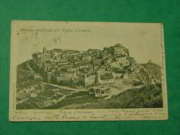 ITALIE-RITORDO DELL'ISOLA DEL GIGLIO CASTELLO - Italia
