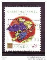 Canada, Noël, Christmas, Sorcière, Witch, Cloche, Bell - Noël
