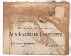 LETTRE PORT LOUIS MAURITIUS ILE MAURICE 19 AP 1918 + ACCIDENT DE SERVICE / PARIS RR - Cartas Accidentadas