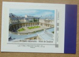 LFV3 Paris : Archives Nationales - Hôtel De Soubise (autocollant / Autoadhésif) - Sellos Autoadhesivos