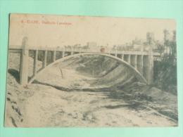 ELCHE - Viaducto Canalejas - Espagne