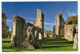 Postcard - Glastonbury Abbey, Somerset. 2014 - Andere
