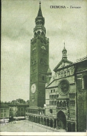 CREMONA  Torrazzo  e Duomo