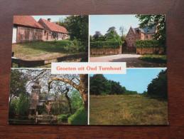 Groeten Uit OUDTURNHOUT ( Uitg. 't Schorpioentje ) Anno 19?? ( Zie Foto Voor Details ) !! - Oud-Turnhout