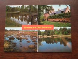 Groeten Uit OUDTURNHOUT ( Uitg. ´t Schorpioentje ) Anno 19?? ( Zie Foto Voor Details ) !! - Oud-Turnhout