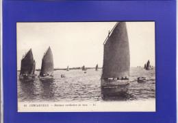 Y--323 ) 9)   CONCARNEAU  Bateaux Sardinier En Bais (Très Très Bon état ) - Concarneau