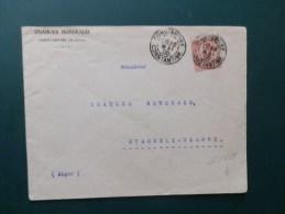 45/615   LETTRE CONSTANTINE 1905 - 1900-02 Mouchon