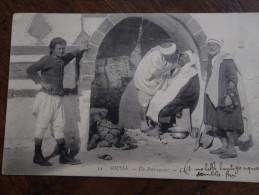 TUNISIE - SOUSSE - Un Perruquier - Tunisia