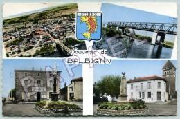 Balbigny (42) - Quelques Vues - Autres Communes