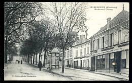 Cpa Du 16 Barbezieux  Boulevard Chanzy   ...  St Hilaire Cognac     JUI36 - Cognac