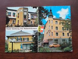 """Hotel """" SALZBURG """" Mit Nebenhäusen Spittal-Millstättersee-Goldeck - Anno 1982 ( Zie Foto Voor Details ) !! - Hotels & Restaurants"""