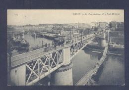 FINISTERE 29 BREST Le Pont National Et Le Port Militaire - Brest