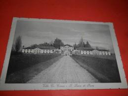 B547 S.lucia Di Piave Treviso Villa Cornes No Viagg.cm9x14 - Italia