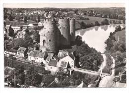 CP, 03, BOURBON-L'ARCHAMBAULT, Le Château Des Ducs De Bourbon (XIVe Siècle), Voyagé En 1965 - Bourbon L'Archambault
