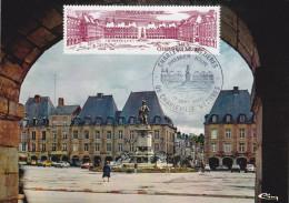 Carte-Maximum FRANCE N° Yvert 2288 (CHARLEVILLE-MEZIERES)  Obl Sp Ill 1er Jour (Ed CIM 105) - 1980-89
