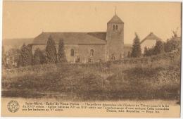 Saint-Mard. Eglise Du Vieux Virton. Collection La Belgique Historique. - Virton