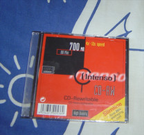 1    CD      INTENSO     80  MIN    NEUF    700  MB - Other