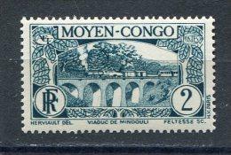 CONGO  N°  114 **  (Y&T) - Ungebraucht