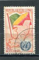 CONGO  N°  140  (Y&T)  (Oblitéré) - Congo - Brazzaville