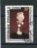 CONGO  N°  661  (Y&T)  (Oblitéré) - Gebraucht