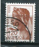 CONGO  N°  895  (Y&T)  (Oblitéré) - Congo - Brazzaville